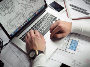layout design plan for interior design