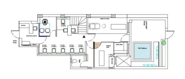 commercial interior designer pune