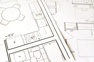 layout design plan for interior design